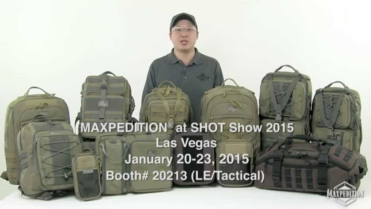 maxpedition 2015