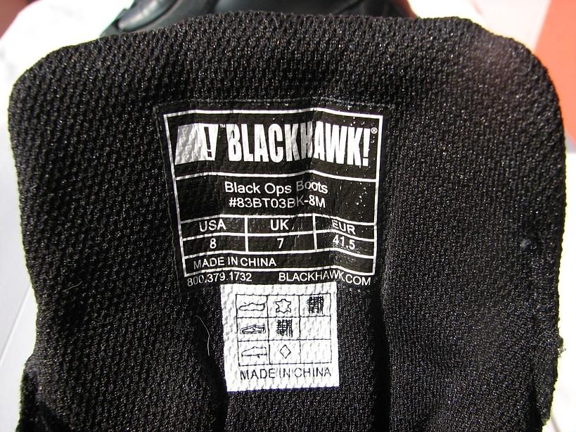 0003 - Blackhawk Black Ops