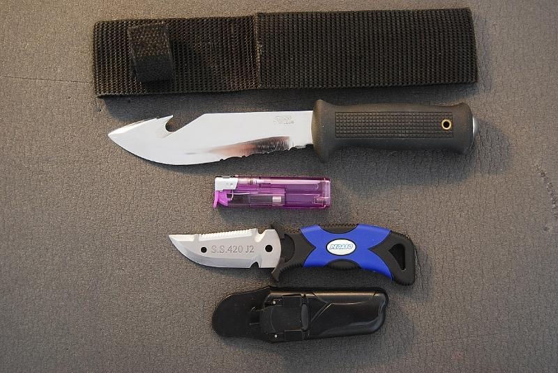 Recenze: Potápěčský nůž Diver od Mikovu