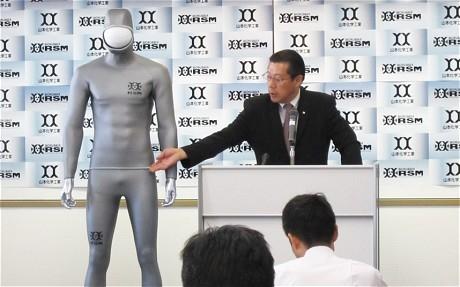 Japonci vyvinuli oblečení proti radiaci