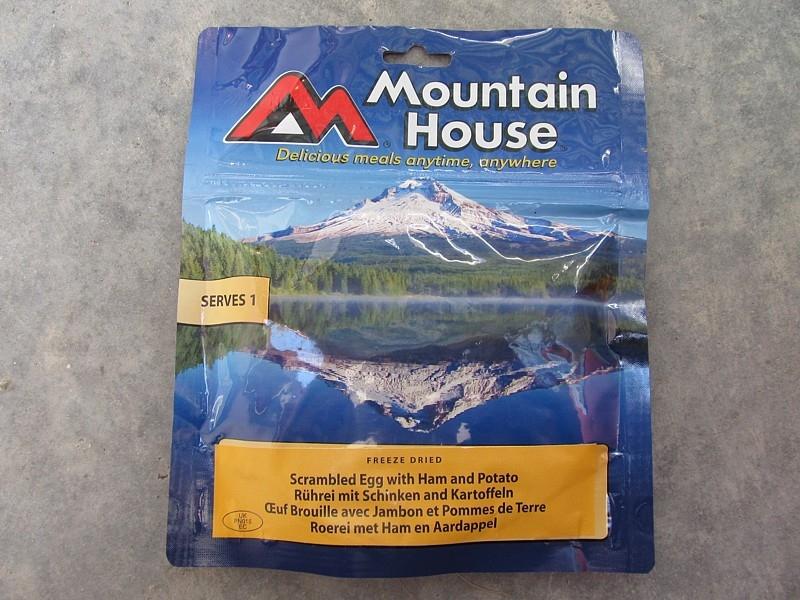 Recenze: Mountain House – potravinové dávky pro cestovatele