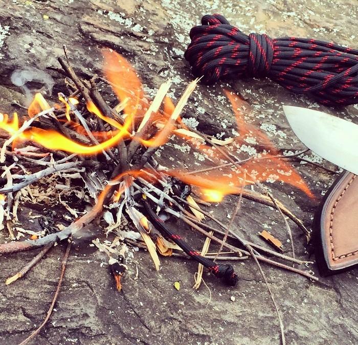 550 FireCord – Survival náramky konečně dostávají smysl