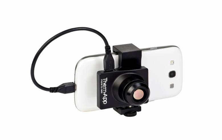 Therm-App – mobilní termokamera pro Android