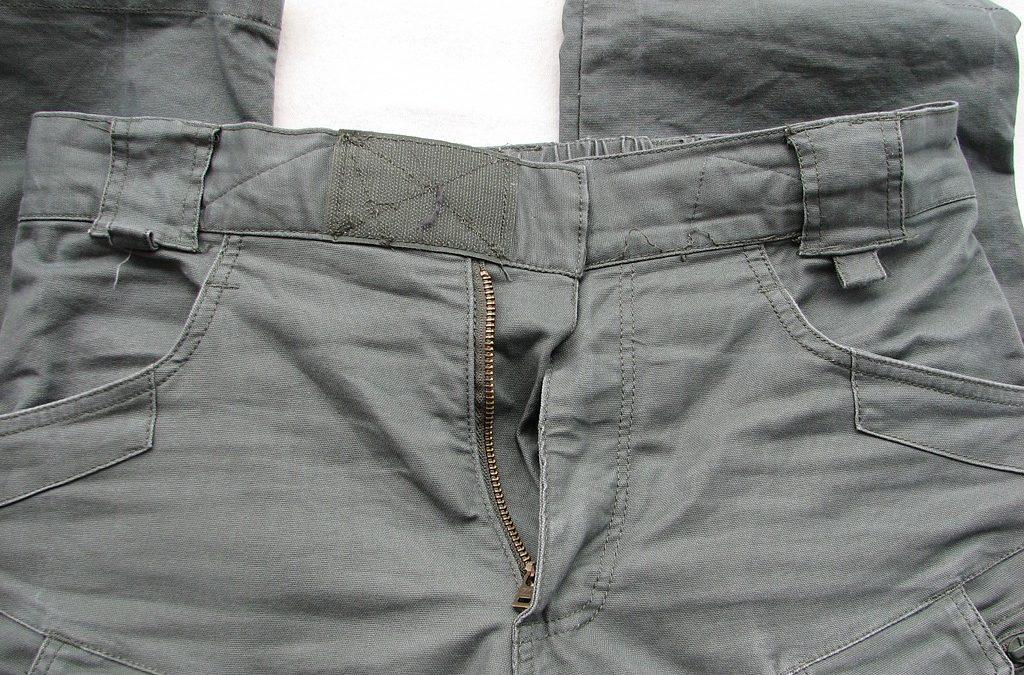 Recenze: Kalhoty Urban Tactical Pants GEN III Helikon-Tex – první dojmy