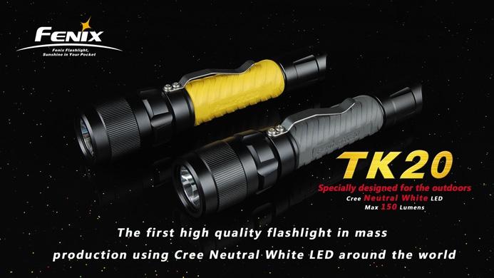 Recenze: Svítilna Fenix TK20 – po 5 letech používání