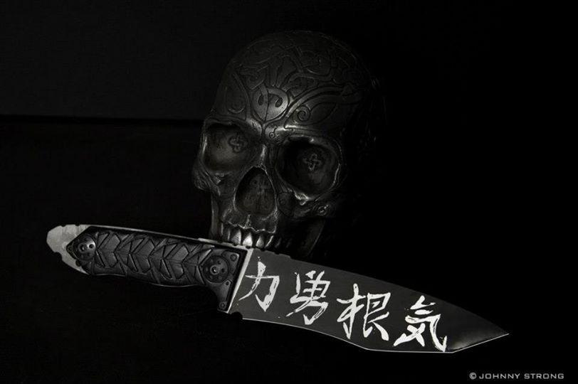 Johnny Strong Knives – slavný herec dělá i nože!
