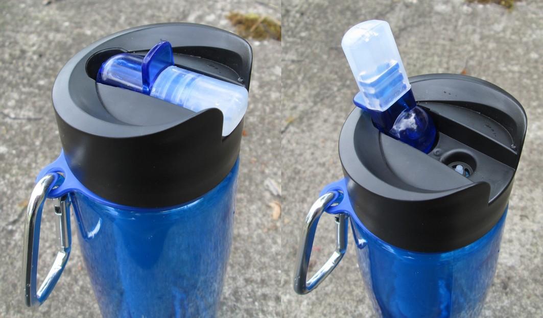 Recenze: Filtrační lahev LifeStraw Go