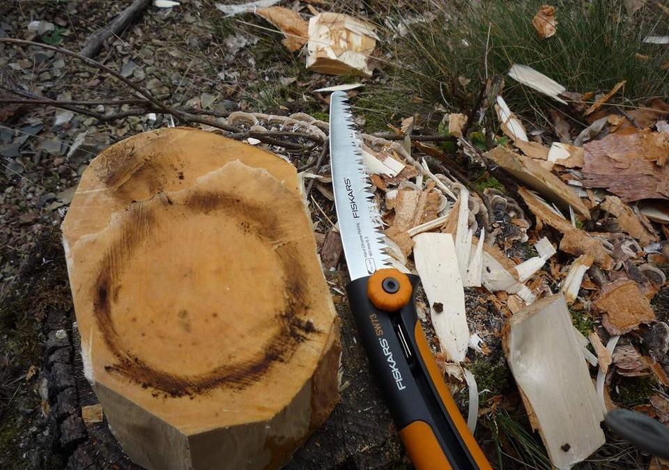 Otestujeme výrobky řady Fiskars WoodXpert!