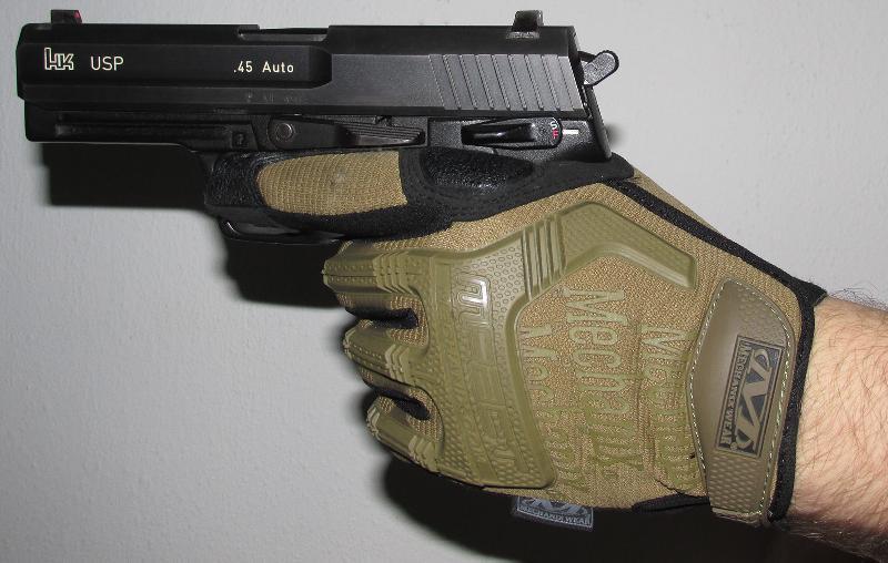 Recenze: Taktické rukavice Mechanix M-pact – první dojmy