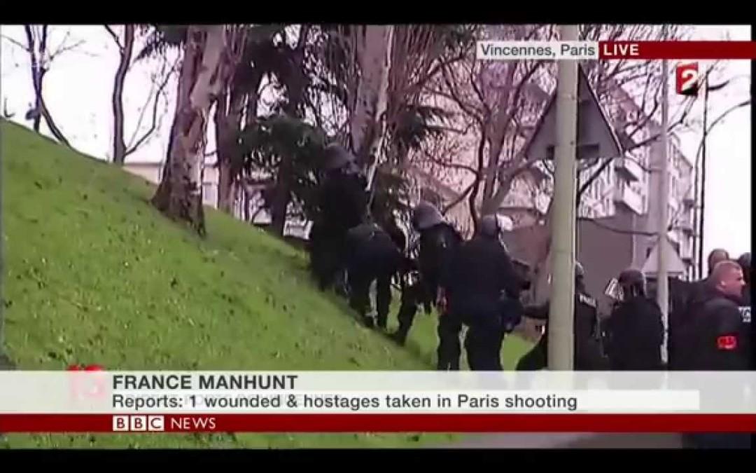 Taktické boty francouzské zásahovky – videoklip