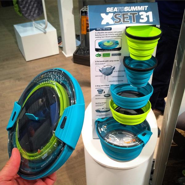 Společnost Sea To Summit  představila nádobí X-POT