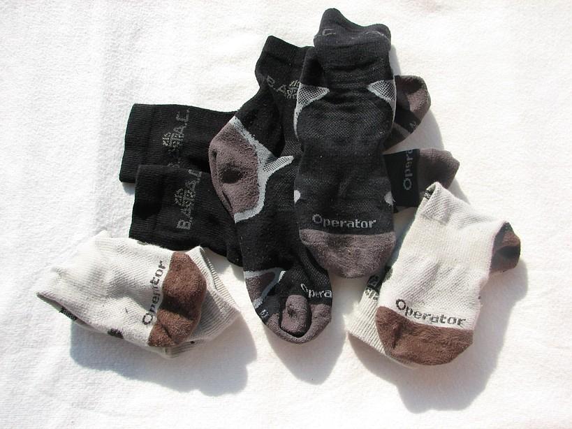 Recenze: Ponožky B.A.T.A.C. Operator – po 9 měsících nošení