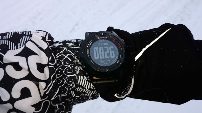 Recenze: Garmin Fenix 2 – multifunkční outdoorové hodinky