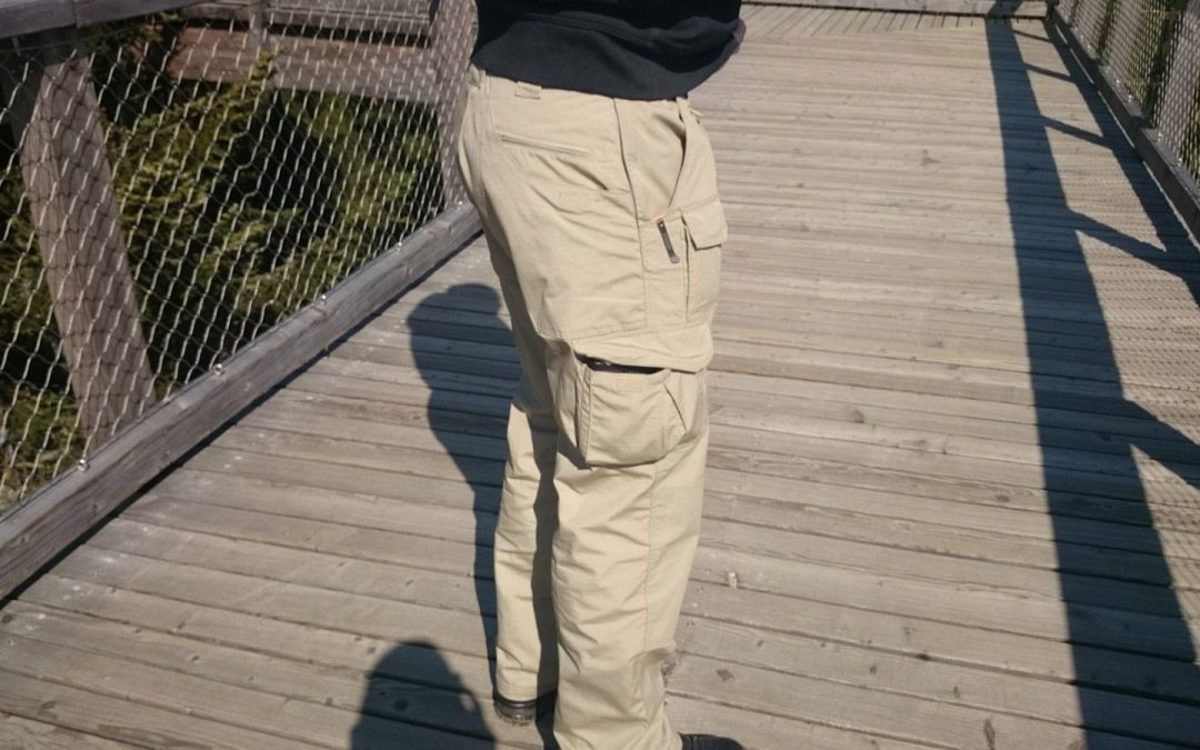Recenze: Kalhoty Blackhawk! Lightweight Tactical pants