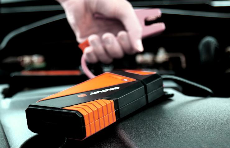 JumperPack Mini od firmy Cyntur – Nahoďte své auto pomocí powerbanky