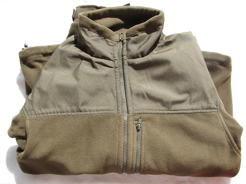 Recenze: Bunda Helikon CLASSIC ARMY Fleece Jacket