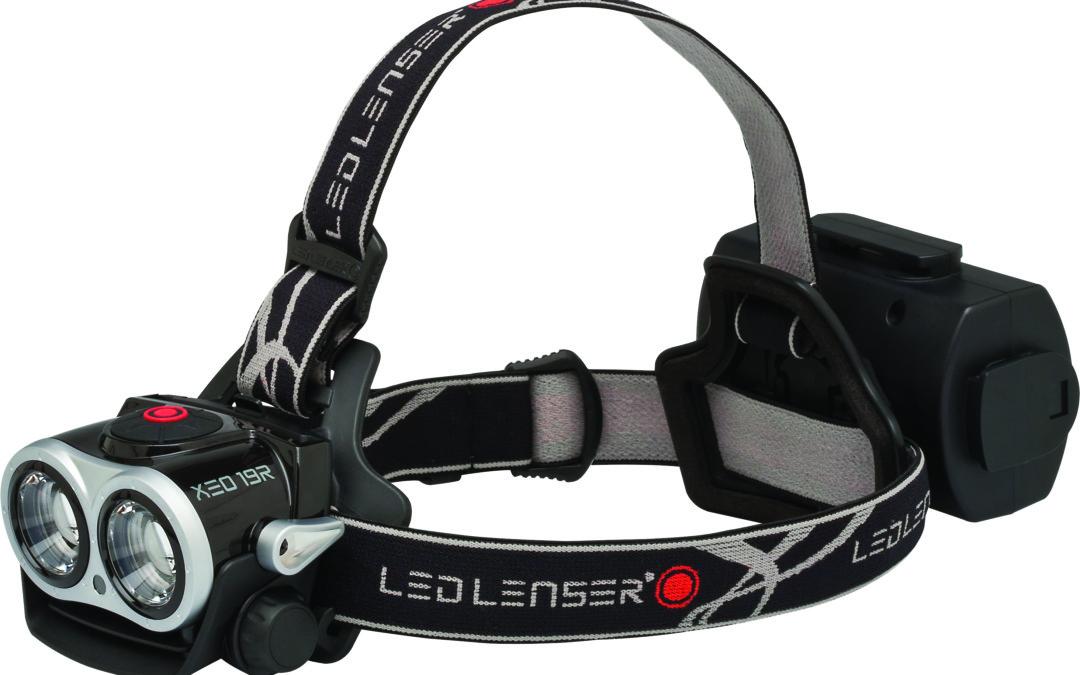 Led Lenser XEO – Dělo na čelo