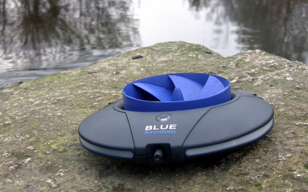 Blue Freedom – Vodní elektrárna do batohu