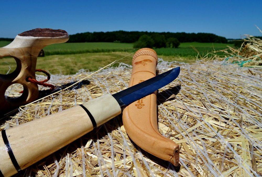 Recenze: Nůž Paaso Puukot Skinner – laponská klasika do přírody