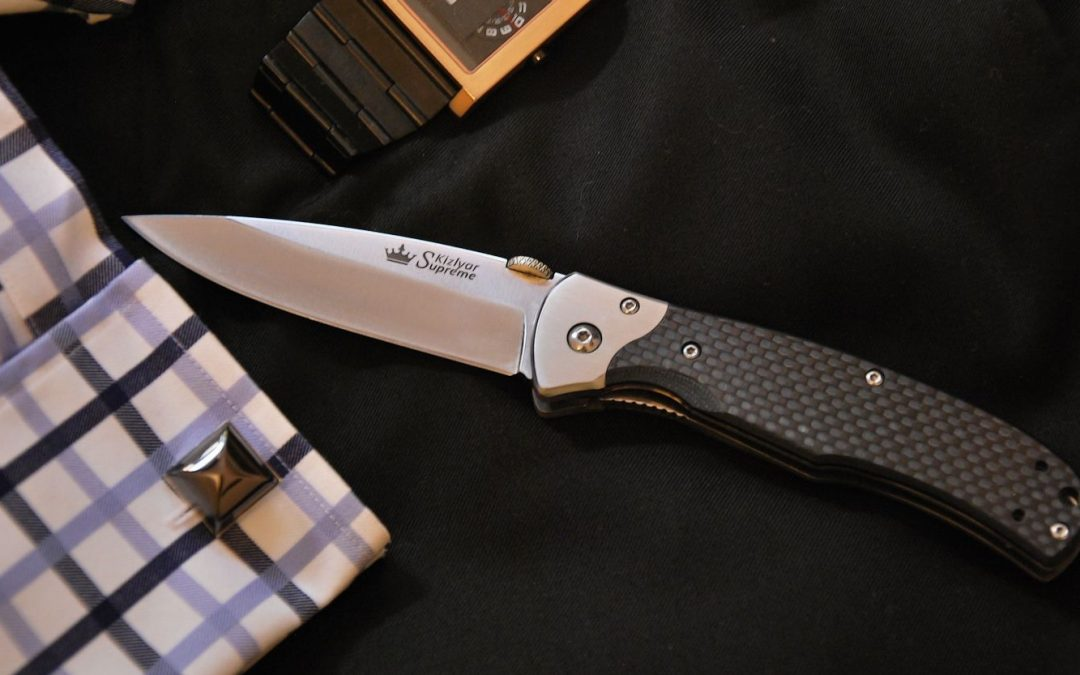Recenze: Nůž Kizlyar Supreme – Prime – smetánka mezi zavíráky