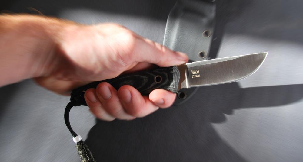 Recenze: Nůž Kizlyar Supreme – Nikki – odolný prcek do lesa
