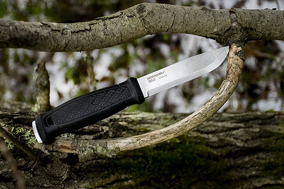 Morakniv představila svůj první fulltang nůž – Morakniv Garberg