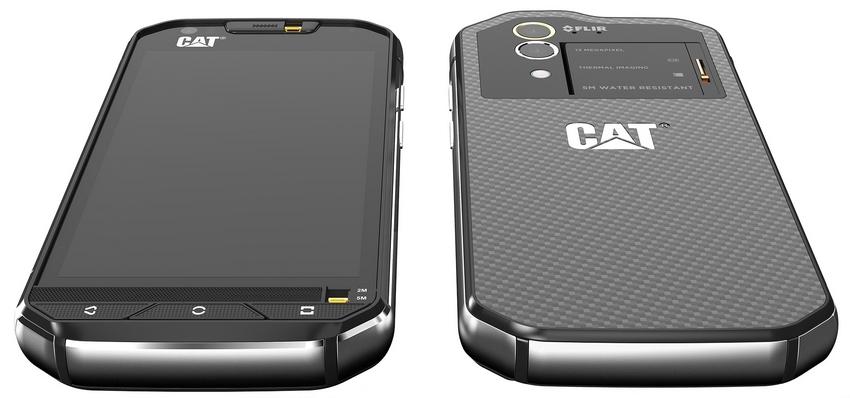 CAT S60 – první telefon s termokamerou