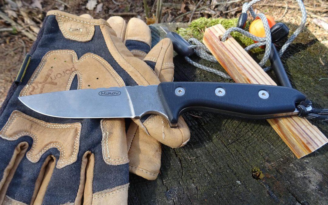 Recenze: Nůž Mikov patron – první dojmy a pár věcí kolem