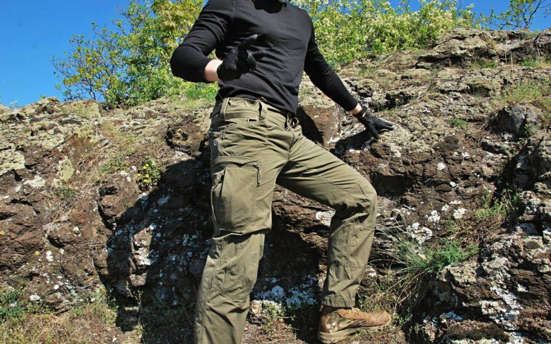 První dojmy: kalhoty Claw Gear Operator Combat Pants – ideálka na léto