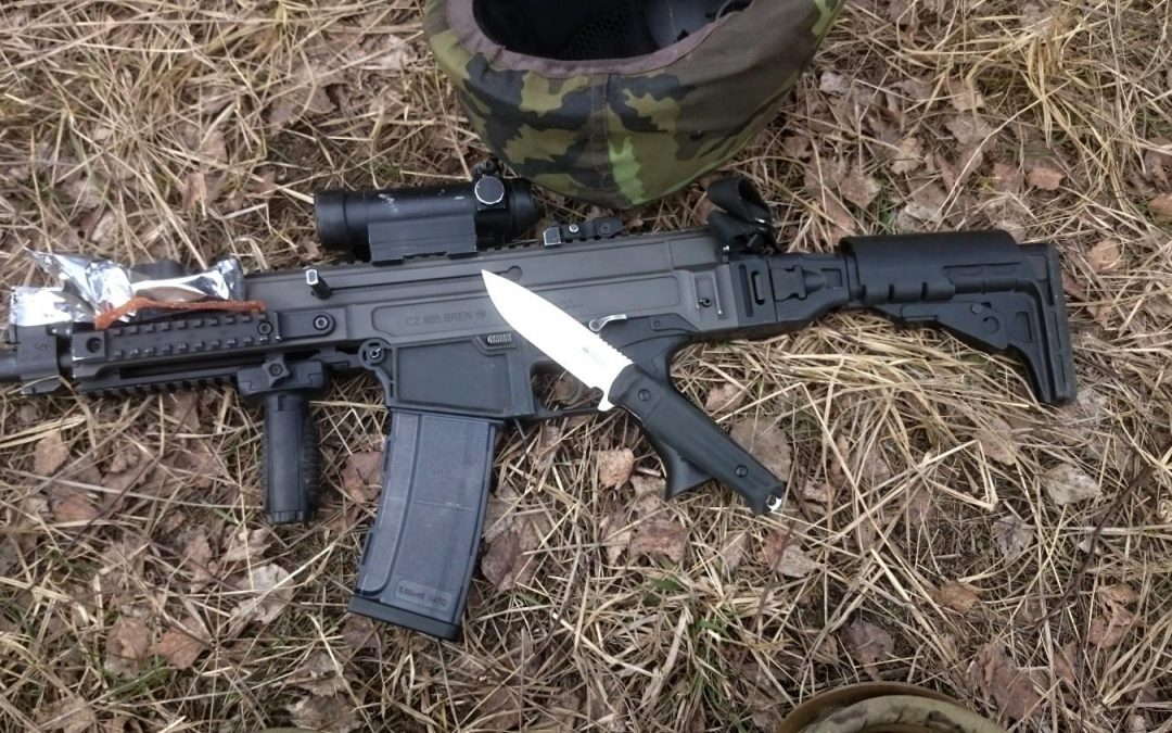 Recenze: Nůž Kizlyar Supreme STURM – bouře a vzdor z východu