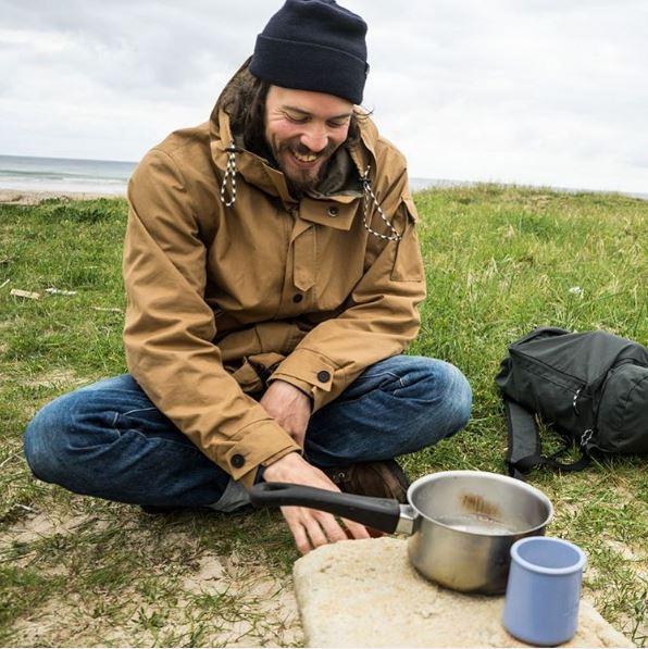 Bunda The Jacket od firmy Jeckybeng – Ochrana přírody je drahý koníček