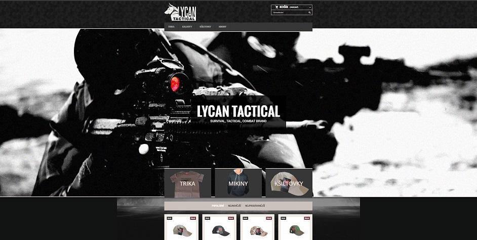 Česká scéna – Výrobce taktického oblečení Lycan Tactical