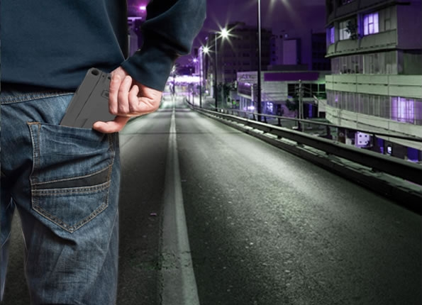 Ideal Conceal – Pistole maskovaná za smartphone