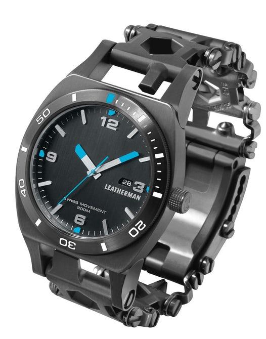 Leatherman Tread Tempo – trochu jiné pojetí chytrých hodinek
