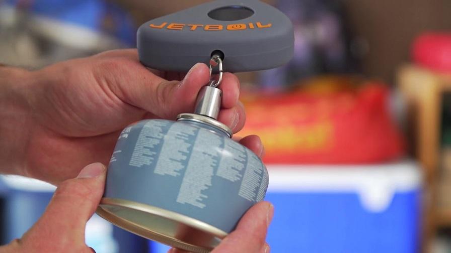 Jetboil Jetgauge – konečně zjistíte, kolik plynu zbývá v kartuších