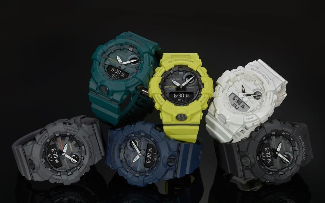 G-Shock vylepšil řadu sportovních hodinek o pár chytrých vychytávek