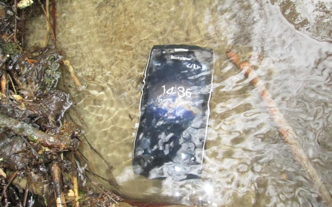 Recenze: Odolný telefon Blackview BV7000 Pro – první dojmy