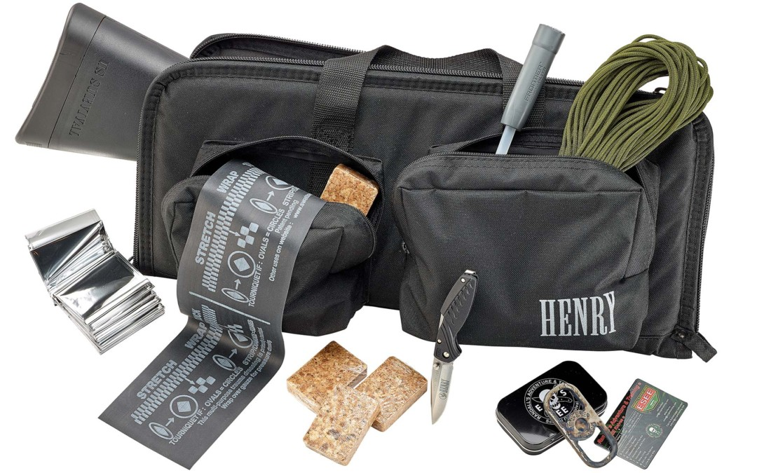 Henry U.S. Survival Pack – Survival kit hodný Jamese Bonda