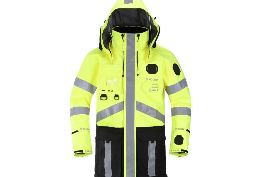 Oblečení, které pomáhá zachraňovat životy
