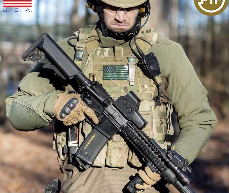 FLEX9ARMOR Shirt – Triko do přestřelky